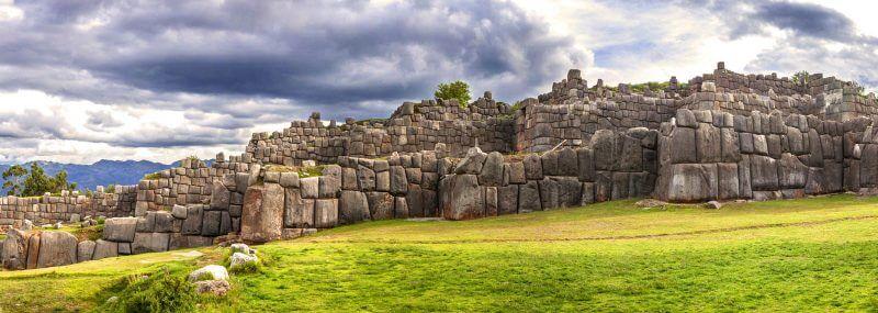 Sacsayhuaman Ruin