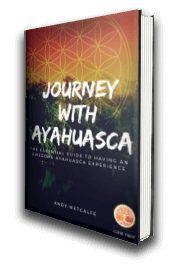 Journey With Ayahuasca Ebook Cover