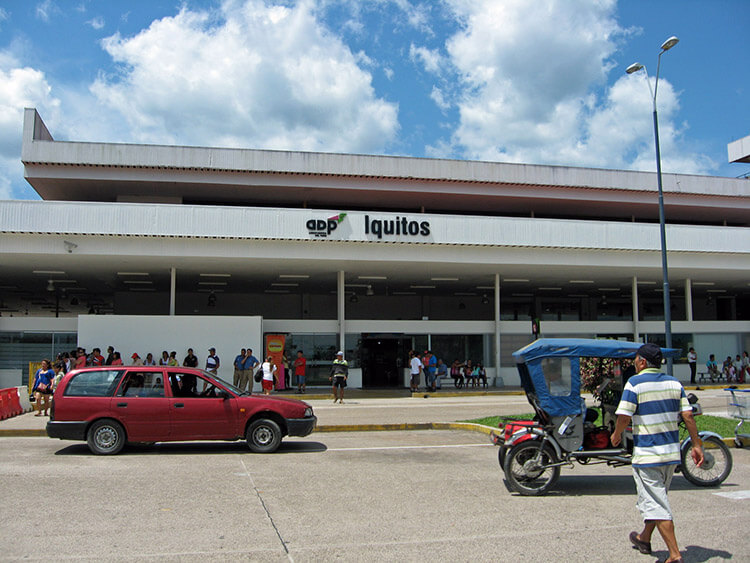 iquitos international airport