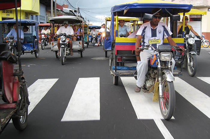 motor taxis - The Ultimate Guide to Iquitos for Ayahuasca Travellers