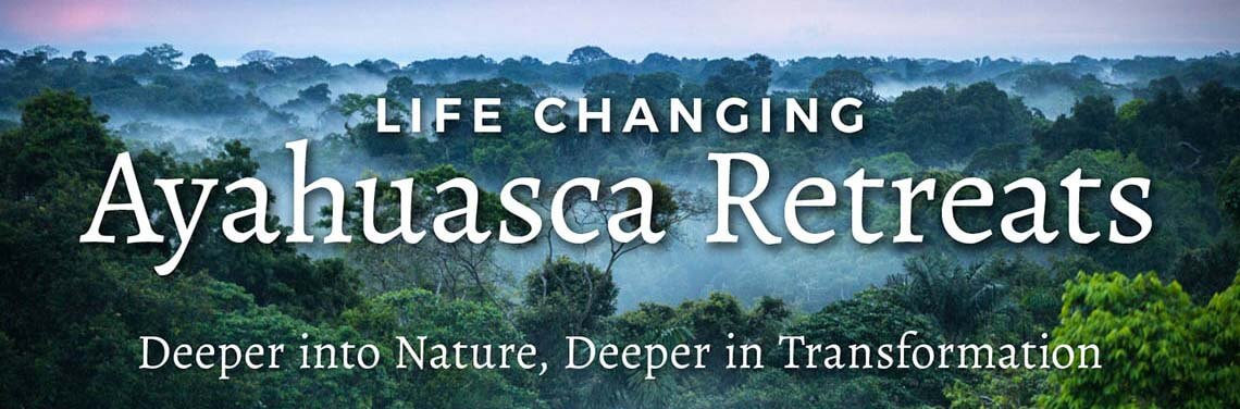 homepage ayahuasca retreat banner - Ayahuasca Retreat Center - Authentic Ayahuasca Retreats near Iquitos, Peru