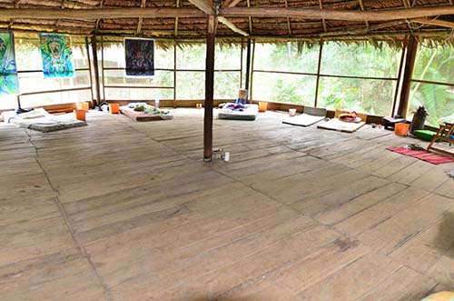 inside maloka - A Complete Guide to Ayahuasca Ceremony