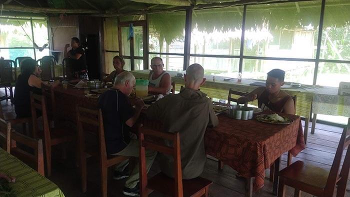diningroom - Gaia Tree Facilities